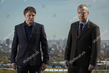 Steve Richards - Shaun Dooley] and DCI Banks - Stephen Tompkinson