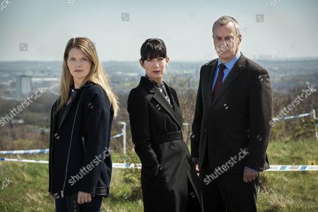 DS Annie Cabbot - Andrea Lowe] , DI Helen Morton - Caroline Catz] and DCI Banks - Stephen Tompkinson
