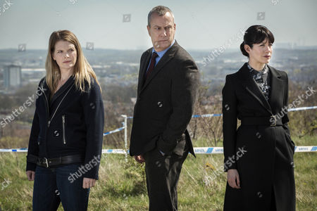 DS Annie Cabbot - Andrea Lowe] , DCI Banks - Stephen Tompkinson] and DI Helen Morton - Caroline Catz
