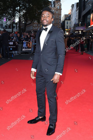 Editorial picture of 'A United Kingdom' premiere and Opening Gala, 60th BFI London Film Festival, UK - 05 Oct 2016