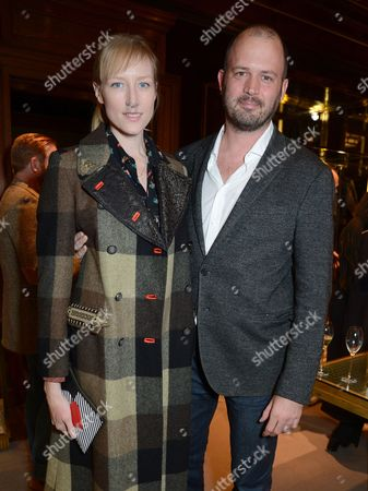 Editorial photo of 'My Mother Was A Reeler' private launch at ETRO UK flagship store, London, UK - 05 Oct 2016