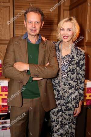 Tom Dixon and Allegra Hicks