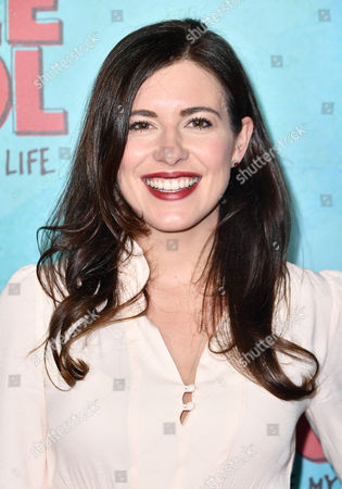 Editorial picture of 'Middle School: The Worst Years of My Life' premiere, Arrivals, Los Angeles, USA - 05 Oct 2016