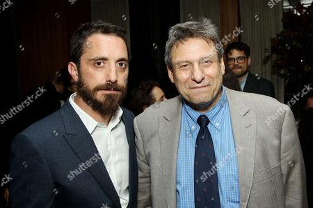 Pablo Larrain (Director), Richard Pena