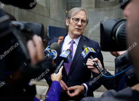 Stock Picture of Robert Gottlieb Attorney Robert Gottlieb speaks to reporters in New York, . Gottlieb is representing Roderick Covlin who has been arrested on a murder charge in a case full of dramatic twists: his wife's death initially seen as accidental and later ruled a homicide, an exhumed body, a divorce that was reaching a crucial point and a trail of accusations in civil court papers