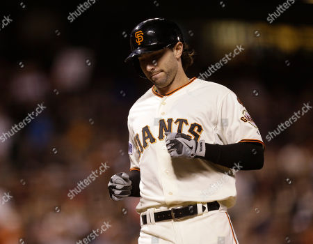 Nick Noonan San Francisco Giants' Nick Noonan runs the bases after hitting a home run off Los Angeles Dodgers' Joel Peralta in the seventh inning of a baseball game, in San Francisco