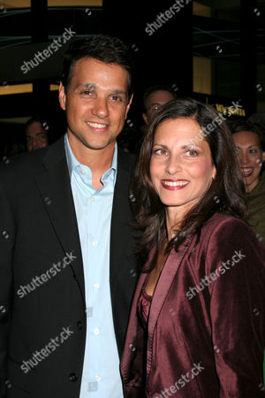 Ralph Macchio with his wife Phyllis Fierro