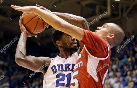 Editorial picture of Florida Southern Duke Basketball, Durham, USA
