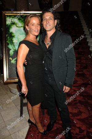 Davinia Gardner and Stephen Webster