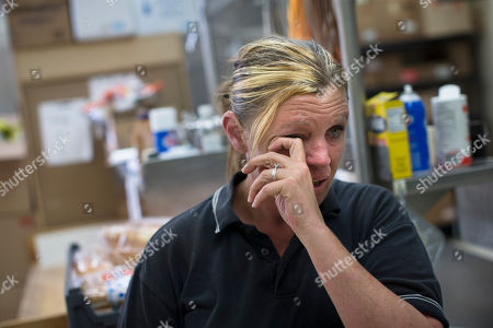 Melissa Smith-Procter Melissa Smith-Procter wipes tears from her eyes as she speaks about the trust her employers show her as she was interviewed in the kitchen area of her workplace at Sojourner Recovery Services in Hamilton, Ohio. Smith-Procter said she's had two ex-boyfriends, several other friends and two women she was in treatment with die from heroin. She recently celebrated 20 months of sobriety after more than two decades of abusing drugs and alcohol