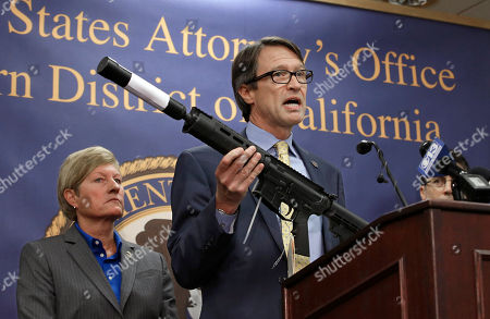 Editorial photo of Homemade Guns California, Sacramento, USA