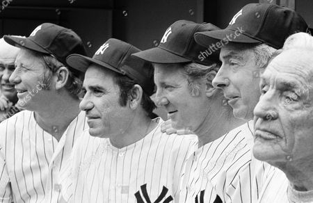 Editorial image of Obit Berra Baseball Photo Gallery, New York, USA