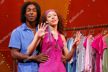 Editorial photo of 'Daddy Cool' musical, featuring songs of Boney M, Shaftesbury Theatre, London - 14 Sep 2006