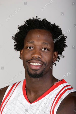 Patrick Beverley Houston Rockets' Patrick Beverley poses for his portrait on media day, in Houston