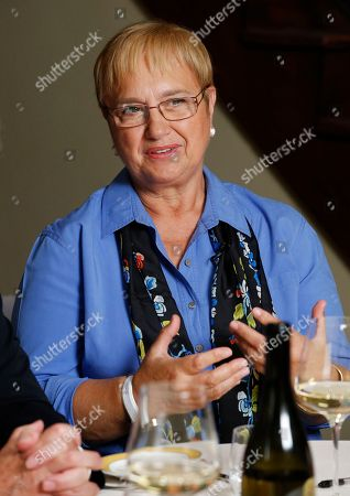 Lidia Bastianich Lidia Bastianich, owner of Felidia restaurant in New York, gestures as she describes the meals she'll prepare for Pope Francis during his 40 hours in the city