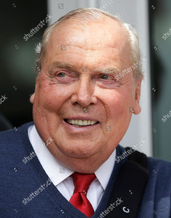 Stock Picture of Jon Huntsman, Sr Jon Huntsman, Sr., looks following a ribbon-cutting ceremony for the Jon M. and Karen Huntsman Basketball Facility at the University of Utah, in Salt Lake City. Utah unveiled a $36 million basketball practice facility Thursday with dramatic upgrades from what players and coaches were accustomed to inside the university's 46-year-old arena. The 90,000-square-foot building will house the men's and women's programs and features two 12,000-square-foot practice gyms