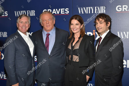 Editorial photo of 'Graves' TV series premiere, New York, USA - 05 Oct 2016