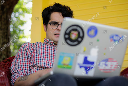 Stock Picture of Michael Madden Michael Madden works on his website, in Austin, Texas. Madden a largely self-taught analyst of North Korea with an encyclopedic knowledge of the government elite
