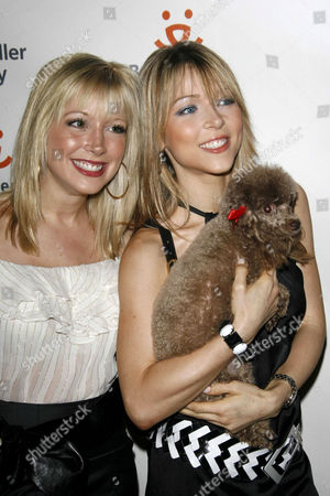 Courtney Peldon and Ashley Peldon