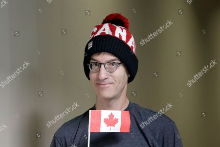 "Stock Photo of Rob Cohen Canadian film director, Rob Cohen poses for a photo in Los Angeles. In ""Being Canadian,"" the Los Angeles-based comedy writer and director Cohen seeks to dispel, or at least poke fun at, some of the canards about being a Canuck. Cohen interviews such famous Canadians as Dan Aykroyd, Mike Meyers, Seth Rogen and Alex Trebek in the documentary, which debuts in the U.S. on Sept. 18, in a few theaters and online outlets"