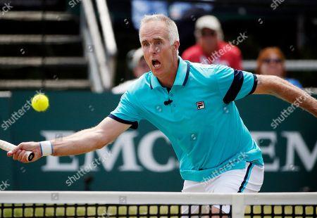 Editorial image of Hall of Fame Tennis, Newport, USA