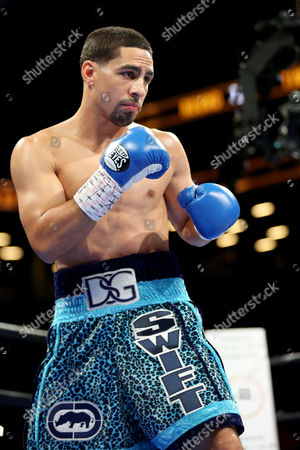 Danny Garcia Danny Garcia in action against Paul Malignaggi during their welterweight fight at the Barclays Center in Brooklyn, on . Garcia won via TKO in Round 9