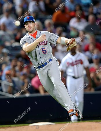 David Wright New York Mets third baseman David Wright throws out Atlanta Braves' Nick Swisher after fielding a slow roller during the fifth inning of a baseball game in Atlanta on
