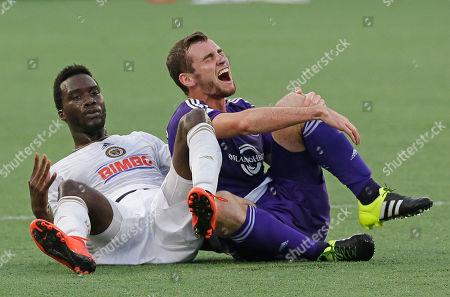 Editorial image of MLS Union Orlando City Soccer, Orlando, USA