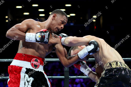 Daniel Jacobs, Sergio Mora Daniel Jacobs, left, in action against Sergio Mora during their WBA Middleweight title fight at the Barclays Center in Brooklyn, on