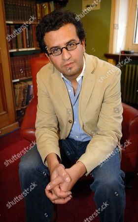 Hisham Matar, author of 'In the Country of Men' which has been nominated for the Man Booker Prize for Fiction 2006