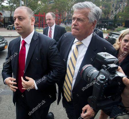Ex-New York Senator and Son Convicted of Bribery, Extortion