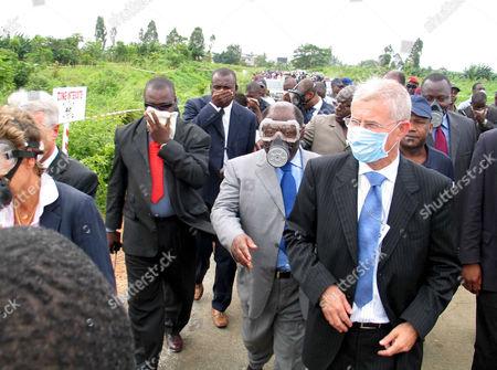 Editorial image of Toxic Waste Emergency, Ivory Coast - 08 Sep 2006