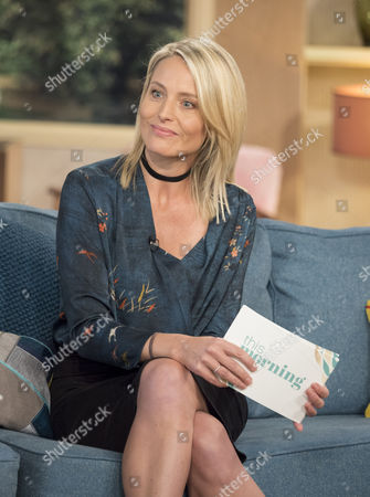 Editorial image of 'This Morning' TV show, London, UK - 06 Oct 2016