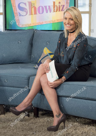 Editorial picture of 'This Morning' TV show, London, UK - 06 Oct 2016