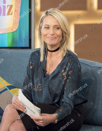 Editorial photo of 'This Morning' TV show, London, UK - 06 Oct 2016