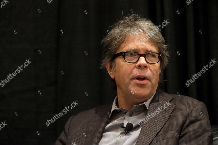Stock Photo of Jonathan Franzen Author Jonathan Franzen speaks at an event at BookExpo America, in New York