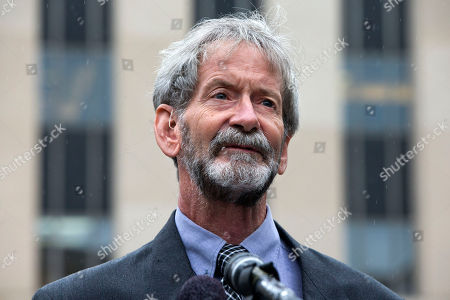 Doug Hughes Douglas Hughes of Florida speaks to reporters outside federal court in Washington, . Hughes, who flew a gyrocopter through some of America's most restricted airspace before landing at the Capitol pleaded not guilty on Thursday to the six charges he faces