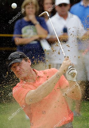 Editorial image of Champions Tour Golf, Glenview, USA