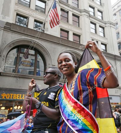Kasha Jacqueline Nabagesera Ugandan Lesbian Gay Bi- and Transgender (LGBT) rights leader Kasha Jacqueline Nabagesera, founder and executive director of Freedom & Roam Uganda (FARUG), serves as a grand marshal during the Heritage Pride March in New York, . Since 1999, Nabagesera has been one of the foremost leaders of the LGBT movement in Uganda, where homosexuality is illegal