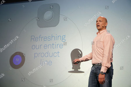 Editorial image of Google Nest Labs, San Francisco, USA