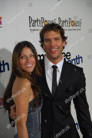 Raquel Houghton and Dane Cook