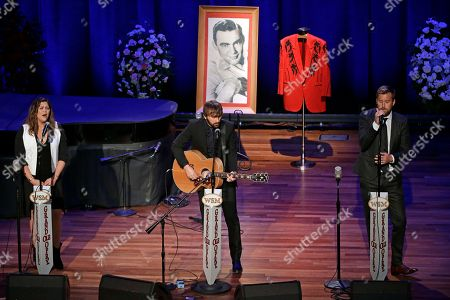 Lady Antebellum Lady Antebellum performs during the funeral service for country music performer Jim Ed Brown at the Ryman Auditorium, in Nashville, Tenn. Brown, who was a member of the Grand Ole Opry and was recently elected to the Country Music Hall of Fame, died June 11. He was 81