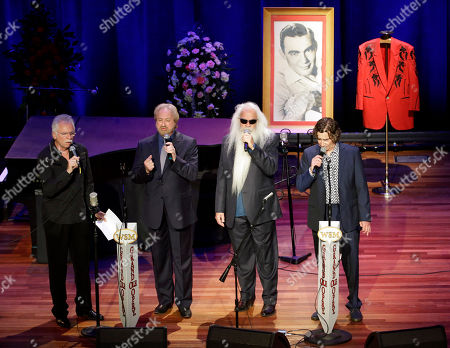 Oak Ridge Boys The Oak Ridge Boys perform during the funeral service for country music performer Jim Ed Brown at the Ryman Auditorium, in Nashville, Tenn. Brown, who was a member of the Grand Ole Opry and was recently elected to the Country Music Hall of Fame, died June 11. He was 81