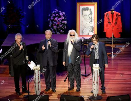 Editorial image of Jim Ed Brown Funeral, Nashville, USA