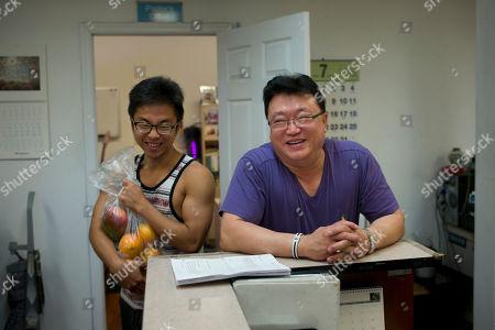 Editorial image of Korean Pastor Drug Rehab, Los Angeles, USA