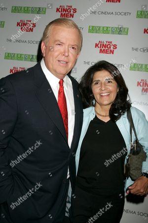 Lou Dobbs and wife Debbie