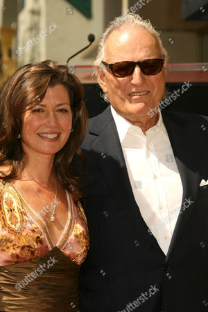 Amy Grant and Jerry Moss