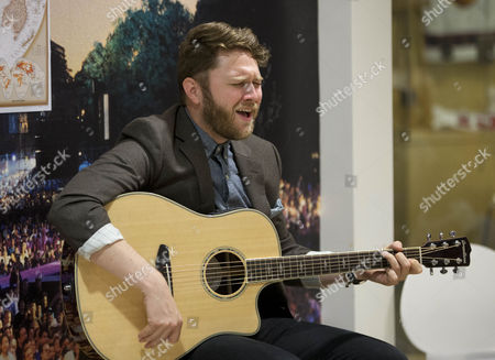 Luke Wade Recording artist Luke Wade performs for patients and families at Children's Healthcare of Atlanta at Scottish Rite, in Atlanta