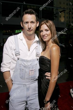 Harland Williams and guest