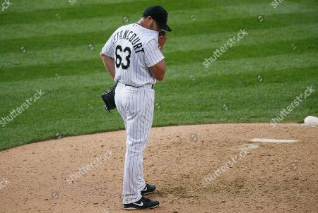 Editorial image of Marlins Rockies Baseball, Denver, USA